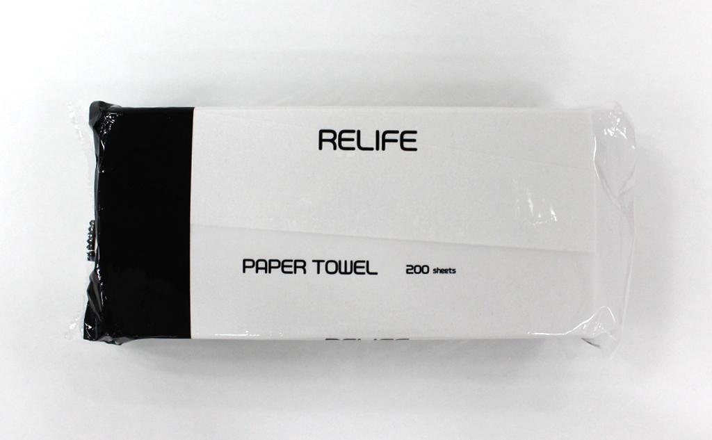 RELIFEペーパータオル 48個入り
