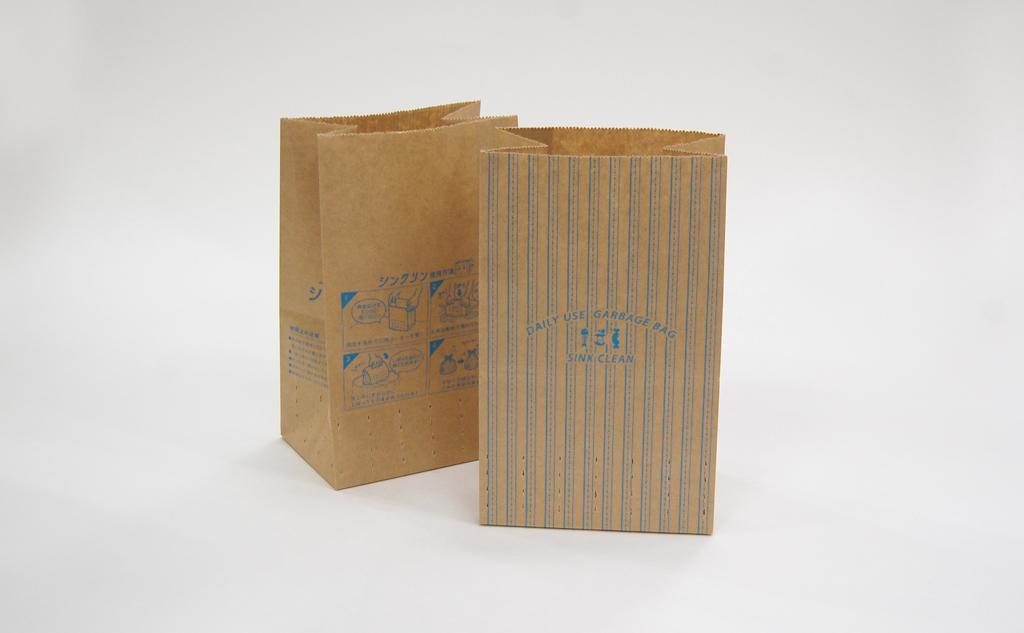 シンクリン 生ゴミ用水切り紙袋 200袋入り