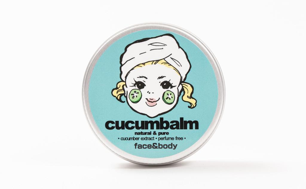 cucumbalm face&body バーム